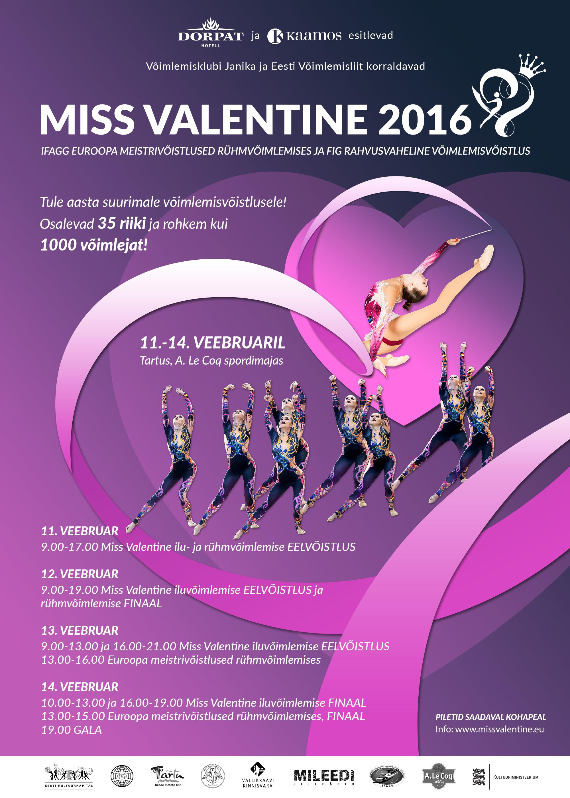 Miss Valentine » About Us