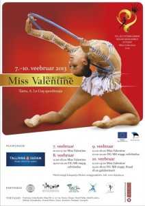 Poster of Miss Valentine 2013
