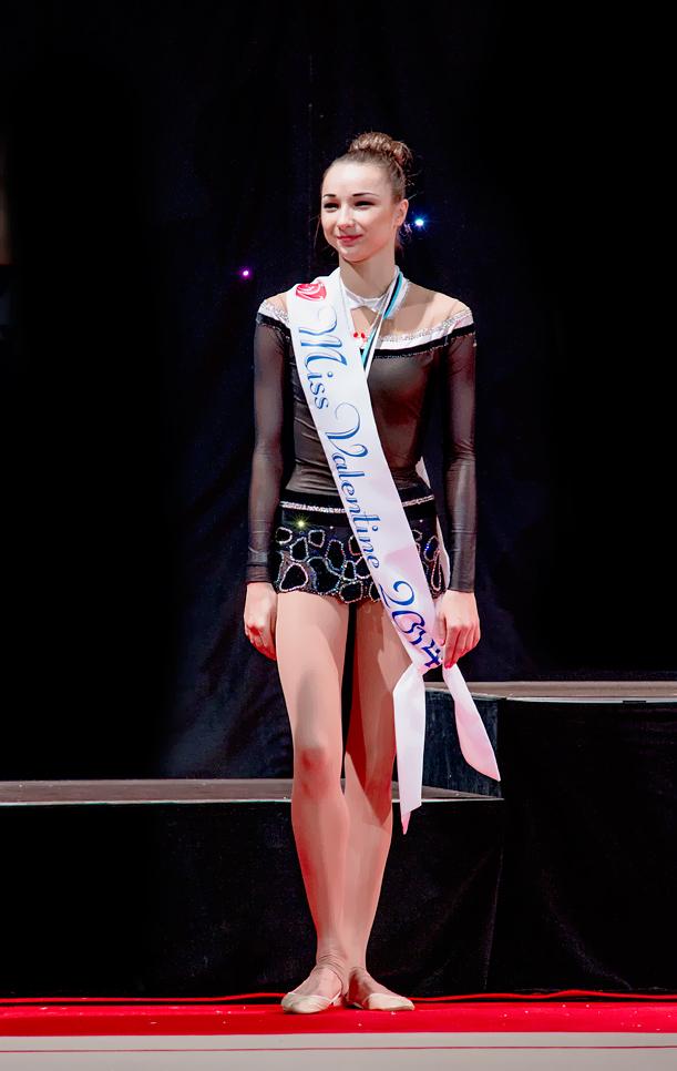 Viktoria Mazur. Photo by Are Tralla